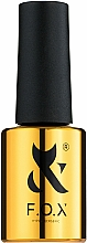 Perfumería y cosmética Esmalte gel de uñas hipoalergénico - F.O.X Gel Polish Diamond