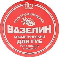 Perfumería y cosmética Vaselina labial hidratante y protectora con sabor a fresa - Fito Cosmetic