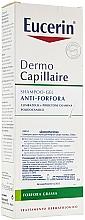 Perfumería y cosmética Champú en gel anticaspa calmante con climbazole - Eucerin DermoCapillaire Anti-Dandruff Gel Shampoo