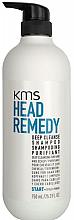Perfumería y cosmética Champú purificante con extracto de pimienta negra - KMS California Head Remedy Deep Cleanse Shampoo