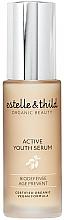 Perfumería y cosmética Sérum facial antienvejecimiento con vitaminas, vegano - Estelle & Thild BioDefense Active Youth Serum