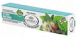 Perfumería y cosmética Pasta dental blanqueadora natural con extracto de angélica, menta y eucalipto - L'Angelica