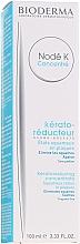 Perfumería y cosmética Emulsión para cabello con cera microcristalina y manteca de karité sin perfume - Bioderma Node K Emulsion
