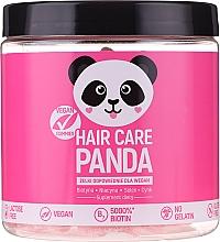 Perfumería y cosmética Complemento alimenticio en gominolas biotina - Noble Health Travel Hair Care Panda