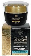 Perfumería y cosmética Crema de día con extracto de moringa y rodiola - Bielita Magic Marocco Day Cream