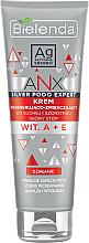 Perfumería y cosmética Crema reparadora para pies con vitamina A y E - Bielenda ANX Podo Detox Regenerating Foot Cream