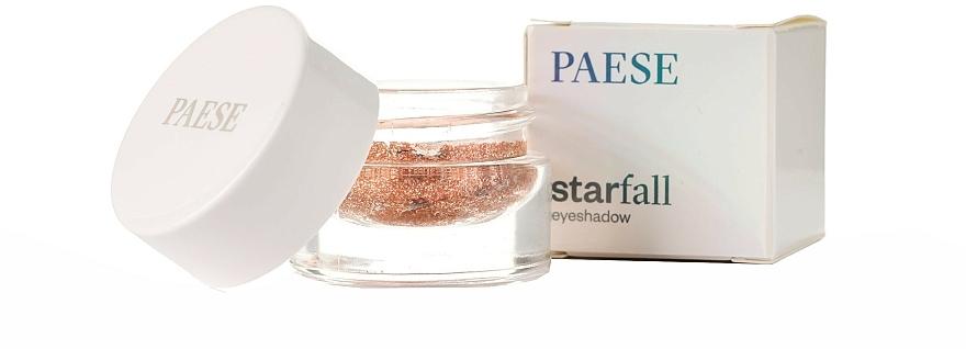 Sombras de ojos brllantes en gel-crema - Paese Starfall Eyeshadow