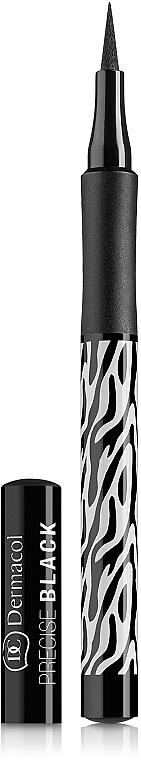 Delineador de ojos - Dermacol Black Sensation Precise black