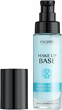 Perfumería y cosmética Prebase de maquillaje rejuvenecedora e hidratante - Ingrid Cosmetics Make-up Base Long-Lasting Moisturizing & Rejuvenating