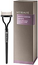 Perfumería y cosmética Peine para pestañas - M2Beaute Quick-Change Artists High Precision Eyelash Comb