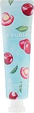 Perfumería y cosmética Crema de manos con extracto de cereza negra - Frudia My Orchard Cherry Hand Cream