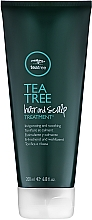 Perfumería y cosmética Exfoliante calmante para cuero cabelludo con aceite de árbol de té - Paul Mitchell Tea Tree Hair & Scalp Treatment