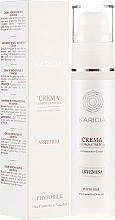 Perfumería y cosmética Crema facial hidronutritiva con aceite de almendras dulces & extracto de rosal silvestre - Karicia Artemisa Iluminante Moisturizing Cream