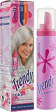 Perfumería y cosmética Mousse para coloración de cabello semipermanente sin amoníaco - Venita Trendy Color Mousse