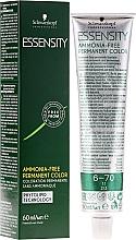 Perfumería y cosmética Coloración permanente sin amoníaco - Schwarzkopf Professional Essensity Permanent Colour