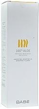 Perfumería y cosmética Gel corporal refrescante con betaína y 100% aloe vera - Babe Laboratorios Aloe Gel