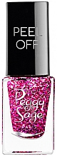 Perfumería y cosmética Esmalte de uñas - Peggy Sage Peel Off