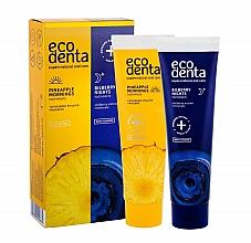 Perfumería y cosmética Pasta dental con extracto de arándano y minerales - Ecodenta (2uds. x 100ml)