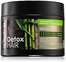 Perfumería y cosmética Mascarilla capilar que hidrata y nutre el cabello - Dr. Sante Detox Hair Mask