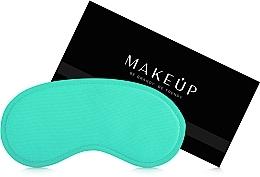 Perfumería y cosmética Antifaz para dormir, color menta, Clásico - MakeUp