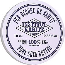 Perfumería y cosmética Manteca de karité 100% sin refinar para cabello, cuerpo y rostro - Institut Karite Fragrance-free Shea Butter