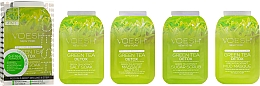 Perfumería y cosmética Set de pedicura - Voesh Pedi In A Box Deluxe Pedicure Green Tea (35 g)