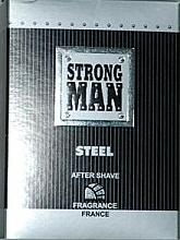Perfumería y cosmética Loción aftershave - Strong Men After Shave Steel