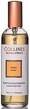 Perfumería y cosmética Ambientador en spray con aroma a ámbar - Collines de Provence Amber Home Perfume