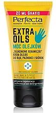 Perfumería y cosmética Crema de manos - Perfecta Extra Oils Hand Cream