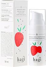 Perfumería y cosmética Crema facial natural e hidratante con complejo detox - Hagi