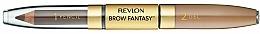 Perfumería y cosmética Lápiz-gel de cejas - Revlon Brow Fantasy