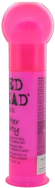 Crema suavizante para lucir cabello sano y brillante - Tigi Bed Head After Party Smoothing Cream — imagen N3