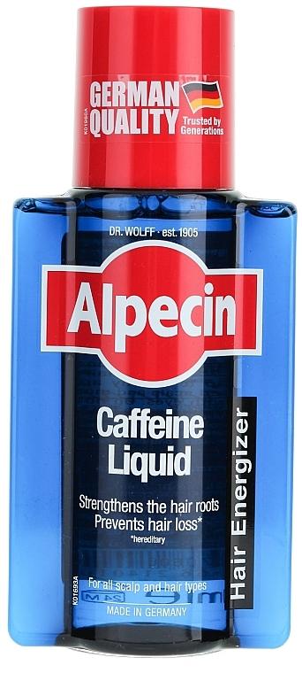 Tónico para cabello con cafeína - Alpecin Liquid