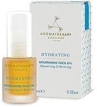 Perfumería y cosmética Aceite facial nutritivo com aceite de jojoba - Aromatherapy Associates Hydrating Nourishing Face Oil