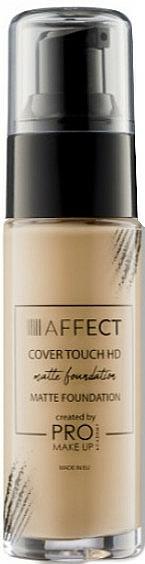Base de maquillaje mate - Affect Cosmetics Cover Touch Matte Foundation