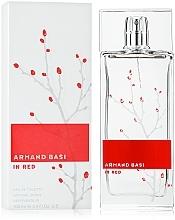Perfumería y cosmética Armand Basi In Red - Eau de toilette