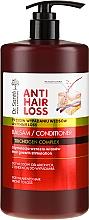 Perfumería y cosmética Acondicionador anticaída con extracto de semilla de amapola (con dosificador) - Dr. Sante Anti Hair Loss Balm