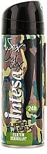 Perfumería y cosmética Desodorante spray perfumado - Intesa Unisex Parfum Deodorant Supersex 24