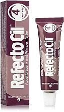 Perfumería y cosmética Tinte para pestañas y cejas, (sin oxidante incluido) - RefectoCil Augenbrauen und Wimpernfarbe