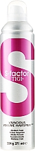 Laca para cabello de fijación media con proteína de trigo - Tigi Vivacious Hairspray — imagen N1