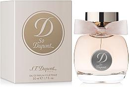Perfumería y cosmética S.T. Dupont So Dupont Pour Femme - Eau de parfum