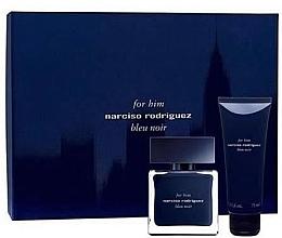 Perfumería y cosmética Narciso Rodriguez For Him Bleu Noir - Set (eau de toilette/50ml + gel de ducha/200ml)