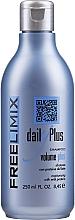 Perfumería y cosmética Champú voluminizante hidratante con proteínas de leche - Freelimix Daily Plus Volume-Plus