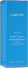 Perfumería y cosmética Sérum facial hidratante con agua marina , zinc y extracto de quinoa - Laneige Water Bank Hydro Essence Serum Hydratant