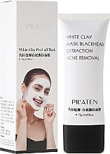Perfumería y cosmética Mascarilla facial peel-off con arcilla blanca y extracto de aloe vera - Pil'Aten White Clay Mask Blackhead Extraction Acne Removal