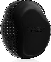 Perfumería y cosmética Cepillo para cabello desenredante, negro - Tangle Teezer The Original Panther Black Brush