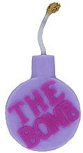 Perfumería y cosmética Jabón de glicerina natural - Bomb Cosmetics Glycerin 3D Soap Big Bang