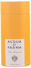 Perfumería y cosmética Polvo de talco perfumado - Acqua di Parma Colonia Assoluta