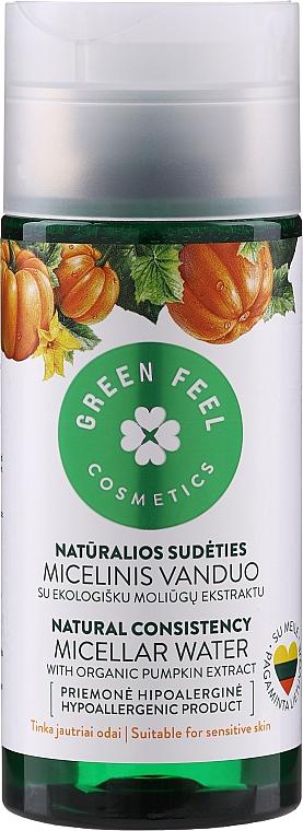 Agua micelar con extracto de calabaza - Green Feel's Micellar Water
