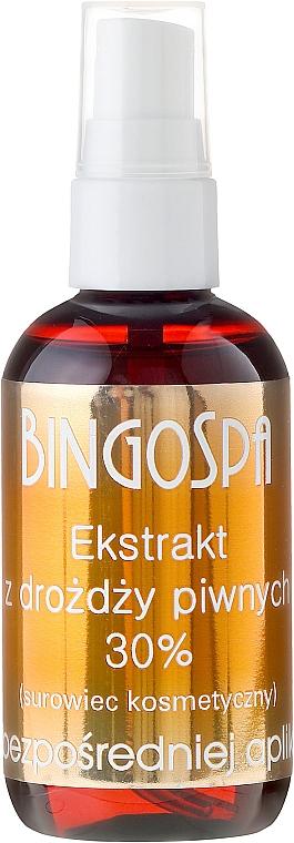 Extracto de levadura de cerveza 30% - Bingospa Brewer Yeast Extract